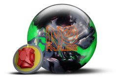 Roto Grip No Rules Pearl Bowling Ball Bowling Accessories, Thing 1, Bowling Ball, Neon Green, Give It To Me, Pearls, Stability, Playground, Revolution