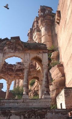 Mehrangarh - Jodhpur, Rajasthan, India