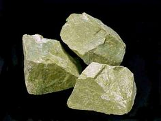 Epidote Mineral Specimens and Epidote Crystals