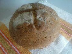 Chrumkavý chlebík bez kysnutia, Chlieb a pečivo, recept | Naničmama.sk