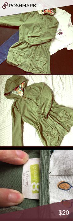 Crazy 8 Jacket Good condition. Hardly worn. Bundle 3 and save 15%! Crazy 8 Jackets & Coats