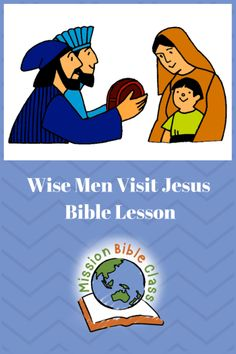 """Scripture Reference: Matthew 2:1-15 Suggested Emphasis: Give honour to Jesus. Memory Verse: """"For God so loved the world that he gave his one and only Son, that whoever believes in him shall not perish but have eternal life."""" John 3:16  Story Overview: Wise men from the East knew because of His star that something… Christmas Sunday School Lessons, Kids Church Lessons, Sunday School Classroom, Sunday School Kids, Children Church, Bible Verses For Kids, Bible Crafts For Kids, Bible Lessons For Kids, Kids Bible"""