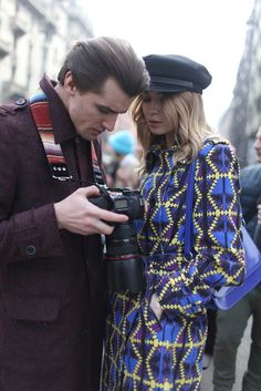 #Milan. #MFW  Street Fashion #fashion #street #nice   www.2dayslook.com