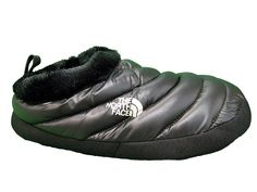 North Face Ladies Slippers-v.popular Imagine putting your foot into the warmest,comfiest pillow-Amazing that is exactly what these feel like-Hurry Xmas present opportunity for the Wife or girlfriend(or both)