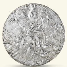A Continental silverplaque, probably Dutch, first half of 17th century | Lot | Sotheby's
