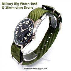 Omega Military Big Watch, mechanisch in TOP Zustand! Big Watches, Smart Watch, Military, Top, Omega Watch, Find Friends, Wrist Watches, Smartwatch, Big Clocks