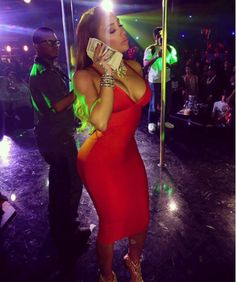 Get Nikki Mudarris Red Bandage Dress Here www.toxicenvyboutique.com