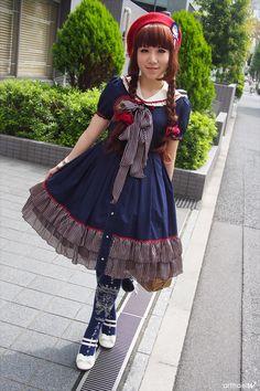 Classic/Sailor Lolita