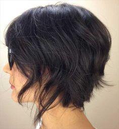Cute Short Haircuts for Girls with Thick Hair - Trim Down It Short | Cute Hairstyles 2014