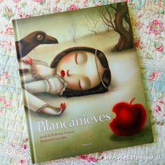 El Mundo según Elizabetha : [BWM] Blancanieves Benjamin Lacombe (Blanche…