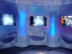 Exclusive: Narnia Ice Palace Photos! | Narnia Fans