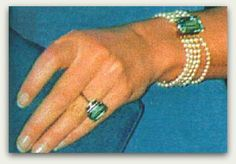 """Aquamarines:""""Princess Diana Lady Di is more often known for her lovely sapphire collection, however she did have a few good aquamarines up her sleeve. She wore a lovely pair of statement earrings, and..."""