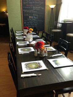 Bean's is the perfect location to hold your meeting or party. Let us  discuss catering options with you. The Bistro can also be open after hours for private functions, including the services of one of our baristas to take care of all of your group's needs.     Call 519-396-4777 and ask Rob for details.