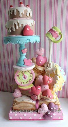 Passion of cakes by Le Delizie di Amerilde - Cake by Luciana Amerilde Di Pierro