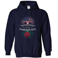 AMERICAN GROWN-BANGLADESHI ROOTS - #tee tree #floral tee. ORDER HERE => https://www.sunfrog.com/LifeStyle/AMERICAN-GROWN-BANGLADESHI-ROOTS-7953-NavyBlue-Hoodie.html?68278