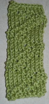 Marriage Lines - Learn to Knit the Marriage Lines Knitting Stitch