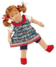 doll/Puppe: Käthe Kruse 39104 Kikou Bekleidung Ronja (Puppe nicht mehr wirklich erhältlich)