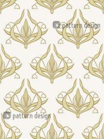 Floral Vector Design    Designer: Viktoryia Yakubouskaya    Available as a vector file on www.patterndesigns.com