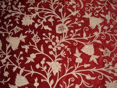 Chinese silk pattern