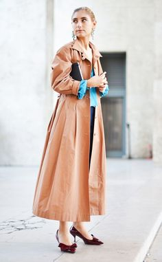 This street style star is giving everyone major outfit envy