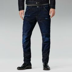 G-Star RAW - 5620 3d Low Tapered - Men - Jeans