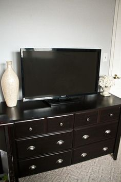 A TV stand - because why not? #PutTogether