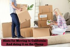 Have you ever dreamed of moving to the Golden State but the thought of packing up andrelocating just seems like too much of a financial hassle?