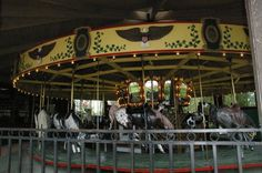 Historic Cowboy Carousel - Buffalo | Wyoming Public Media