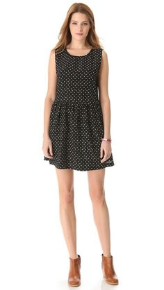 Joie Marciel Printed Dress