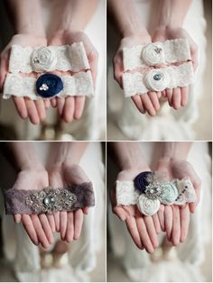 pretty little things from Emily Riggs Bridal