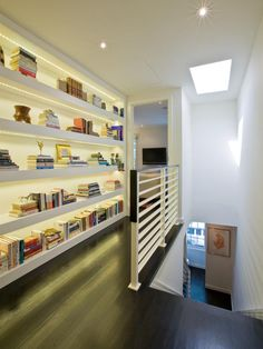 Elegantly Lit Contemporary Hallway : Andreas Charalambous : Entryways And Halls : Pro Galleries : HGTV Remodels