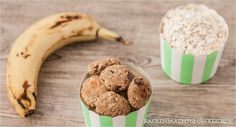Haferflocken-Kekse ohne Zucker, Butter, Ei - Backen macht glücklich