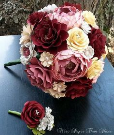 Wedding bouquet #paperflowerbouquet #paperflowers #bridal #wedding
