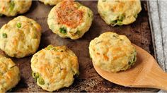 Toddler daddy's vegetable cakes