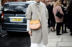Street Style de Fashion Week Londres