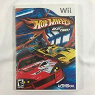 Hot Wheels: Beat That Game Nintendo Wii Video Games Complete Edition 2007 WORKS