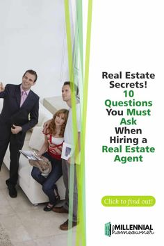 Finding a good realtor is tricky. Make sure you ask all of these questions and have the facts when you're looking for a good real estate agent. #home #homebuying #homebuyer #firsttimehomebuyer New Home Checklist, Moving Checklist, Home Buying Tips, Buying Your First Home, Find A Realtor, Estate Lawyer, How To Find Out, How To Become, First Time Home Buyers