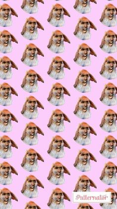 Cage in a bunny drag wallpaper