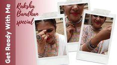Raksha Bandhan, Rakhi, Get Ready, Indian Wear, Makeup, Fun, How To Wear, Outfits, Make Up