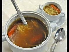 [VIDEO] Croatian Recipes: Goveđa Juha (Beef Soup) | Croatia Week