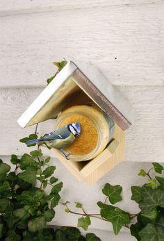Pindakaas vogels