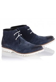 Twisted Soul Burnished Boots in Blue, Your Shoes, Salvatore Ferragamo, Gucci, Footwear, Boots, Blue, Men, Style, Fashion