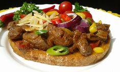 Hamburger, Toast, Beef, Recipes, Original Recipe, Cooking Recipes, Cooking, Meat, Recipies