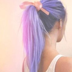 Pretty Pastel Colour Hair. Please like http://www.facebook.com/RagDollMagazine and follow @RagDollMagBlog @priscillacita