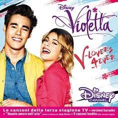 Violetta - V-Lovers 4EVER LOVE TINI