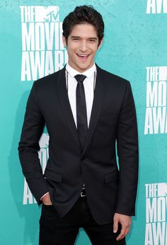 Tyler Posey - after Dylan O'Brian, he's one of my favorites!