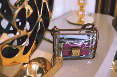l'apertura dello spazio al mondo della moda @borbonese bag #Firenze e una luxury location