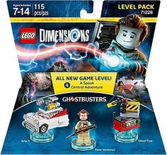 Patrick - Ghostbusters Level Pack - LEGO Dimensions