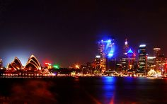 sydney-by-night
