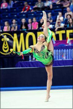 Melitina Staniouta (Belarus), European Championships 2011